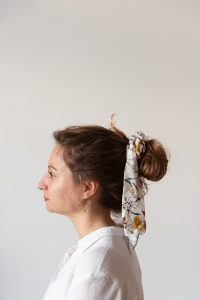 chouchou foulard